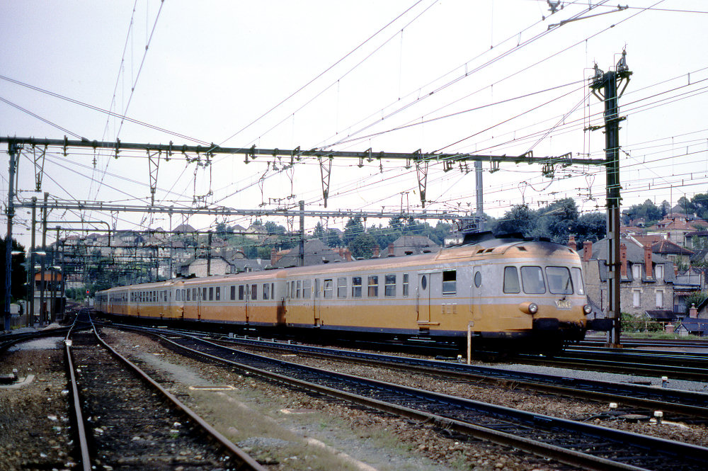 EXPRESS 5441/5440 LYON-PERRACHE - BORDEAUX-SAINT-JEAN