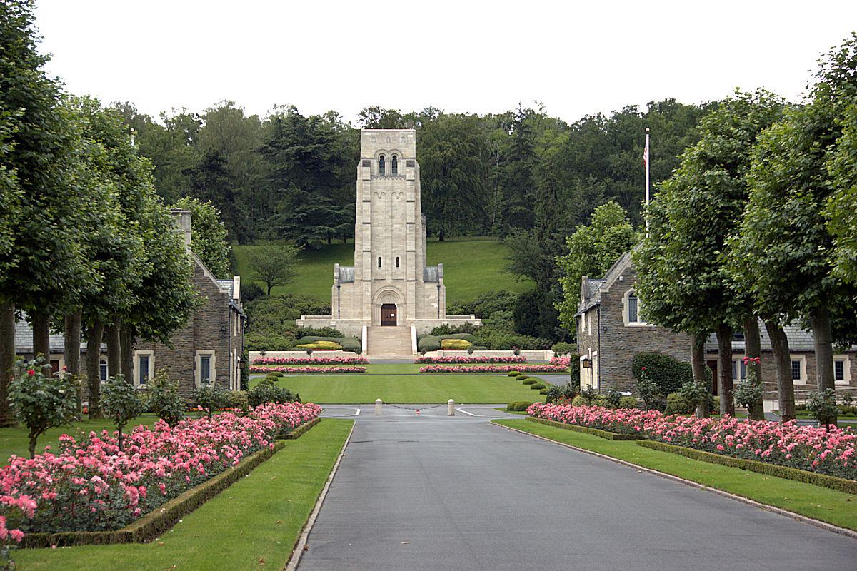 cimetière américain de bois belleau 13 06 2011 belleau 02